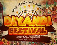 Diyandi Festival sa Iligan City
