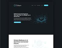 Ockam.io website