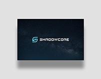 Shadow logo design