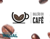 Balcão do café