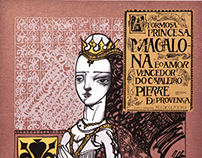 A Formosa Princesa Magalona - in two editions