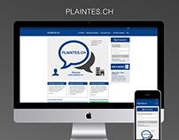 Site Plaintes.ch
