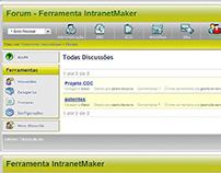 Intranet CDC + Fiocruz