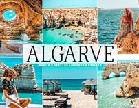 Free Algarve Mobile & Desktop Lightroom Presets