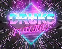 Self-branding for the Druks's EP