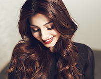 Tanishaa Mukherji for Mandate May'15