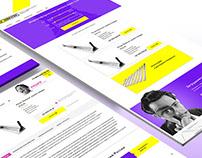Оnline store redesign  for creative people