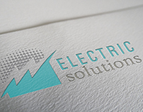 Identidade visual - Electric Solutions