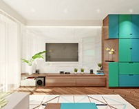 Small and lovely apartment