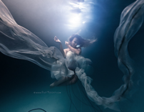 "Underwater Photography | ""Aurelia"""