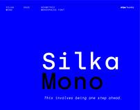 Silka Mono Font