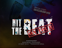 Hit The Beat (Concert Poster)