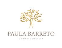 Logo Dra. Paula Barreto - Dermatologista
