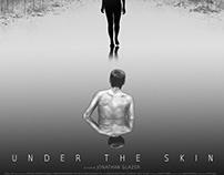 Under The Skin alternative movie poster