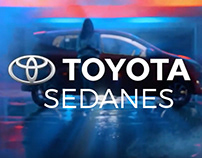 Campaña Sedanes Toyota