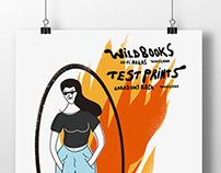 Poster Wild Books Test Prints