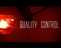 Quality Control - Title sequence