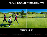 Clean Background Remove