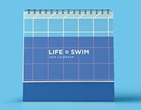 Life = Swim