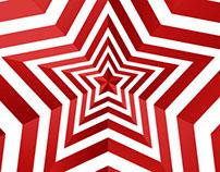 Фирменный стиль рекламного агентства «Red Stars»