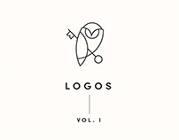 Logos and Marks - Vol. I