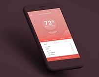 TherMonitor App Concept