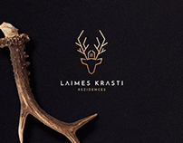 Laimes Krasti - Logo