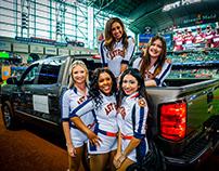 Houston Astros Shooting Stars Uniforms