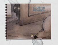 La nuit de doudou // Illustration