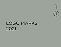 LOGO MARKS 2021 • VOL. 01
