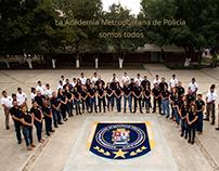 Academia Metropolitana de Policía, León, Gto. México