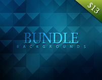 168 Abstract Backgrounds Bundle - $13