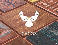 CACOS - Joias de azulejo / Tile Jewelry