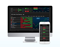 SES Global Markets: Trading Application UI