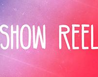 Show Reel 2018