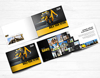 Construction brochure