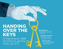 Cover illustration - Taxline Magazine (UK)