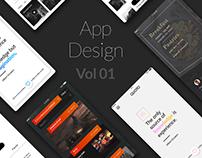 App Design Vol 01