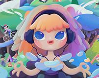 Powerpuff Girl