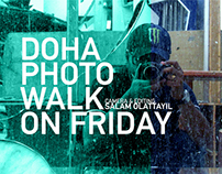 Doha Photo Walks on Friday