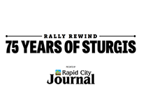 75 Years of Sturgis Book