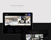 E-home Website Design