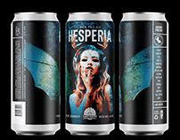 Hesperia IPA Package Design