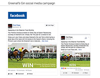 Online and Social Media campaigns
