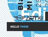 ArtMode + Black Bottle + MINI - Digital Invitation