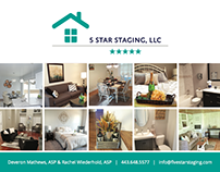 Brand Refresh for Home Staging Company