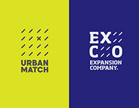 Urban Match / Expansion comp Branding