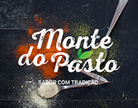 Branding Monte do Pasto