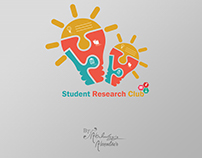 Student Research Club Logo for #IAUdent