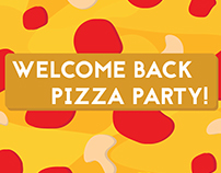 Image Arts Welcome Back Pizza Party 2016